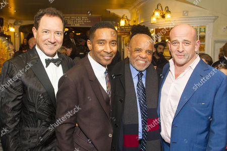 Kevin McCollum (Producer), Charles Randolph-Wright (Director), Berry Gordy (Producer/Music/Lyrics) and Adam Spiegel (Producer)