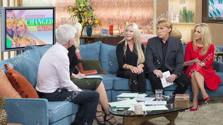 Louise McDonald with The Speakmans