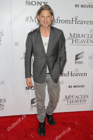 Editorial photo of 'Miracles From Heaven' film premiere, Los Angeles, America - 09 Mar 2016