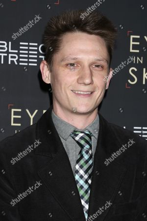 Editorial image of 'Eye In The Sky' film premiere, New York, America - 09 Mar 2016
