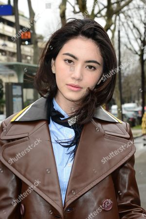 Stock Picture of Davika Hoorne