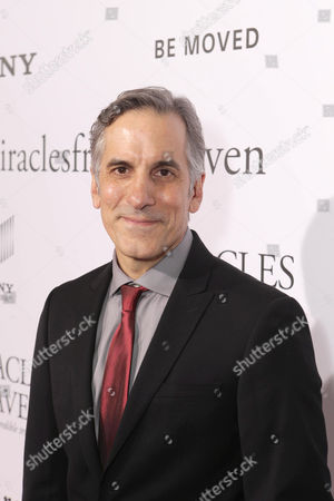 Editorial image of 'Miracles From Heaven' film premiere, Los Angeles, America - 09 Mar 2016