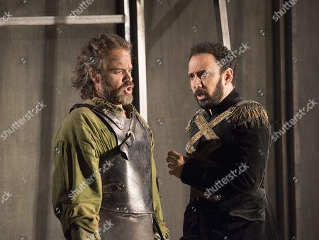 Grant Doyle as Nello, Luciano Botelho as Ghino,