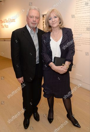 Tony Adams and Jackie Adams