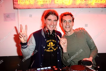 Rob Da Bank and DJ Artwork