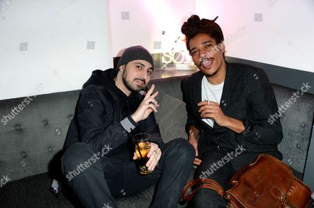 Adam Deacon and Jean Sebastian