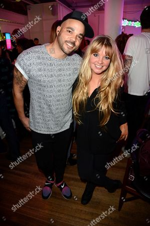 Nate James and Goldierocks