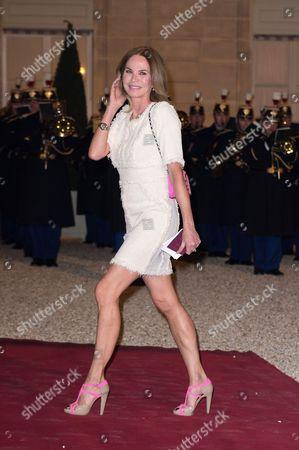 Editorial photo of Dutch Royals visit to Paris, France - 10 Mar 2016