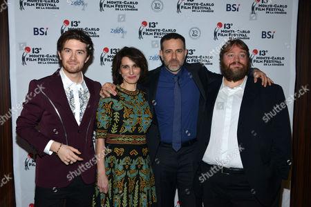 Francesco Sun, Lorenza Guess, Fausto Brizzi, Stefano Fresi