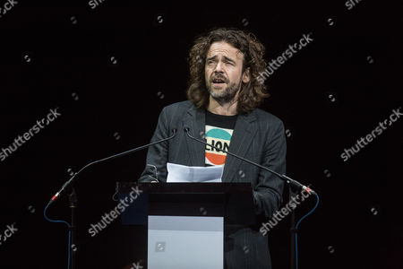 Editorial photo of Letters Live event, London, Britain - 11 Mar 2016