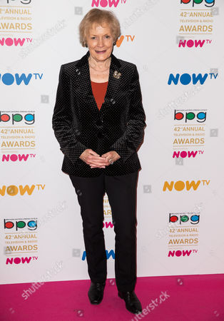 Editorial photo of BPG TV & Radio Awards, London, Britain - 11 Mar 2016