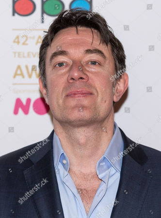 Stock Photo of Peter Straughan