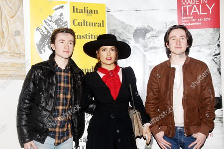 Editorial photo of 'Cinema Made in Italy', Cine Lumiere, London, Britain - 10 Mar 2016