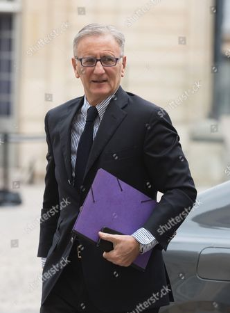 French junior minister for Development and Francophony, Andre Vallini