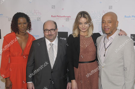 Tangi Murray, Craig Newmark, Lucy McIntosh, Russel Simmons