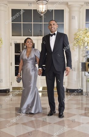 Grant Hill, Former Basketball Player, Member of The President's Council on Fitness, Sports & Nutrition and Tamia Hill