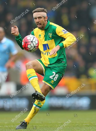 Editorial photo of Norwich City v Manchester City, Barclays Premier League, Football, Carrow Road, Britain - 12 March 2016