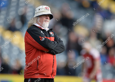 Gloucester Rugby First Team Coach Laurie Fisher