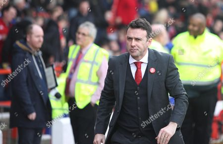 Nottingham Forest Manager Dougie Freedman