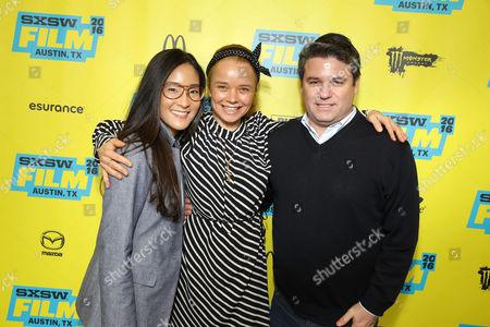 Lisa Nishimura, Lotje Sodderland, Adam Del Deo