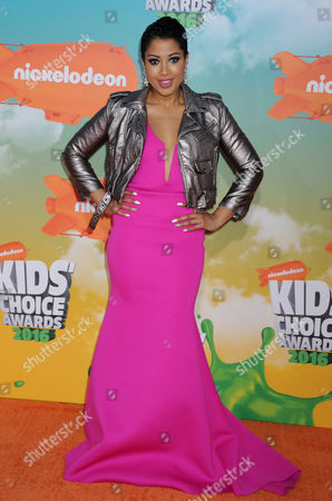Editorial photo of Nickelodeon Kids' Choice Awards, Arrivals, Los Angeles, America - 12 Mar 2016