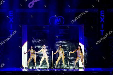 Little Mix - Leigh-Ann Pinnock, Perrie Edwards, Jade Thirlwall, Jesy Nelson