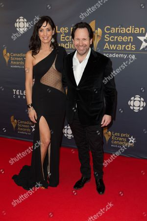 Stock Image of Chantal Kreviazuk, Barry Avrich