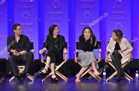 Editorial image of 'Supergirl' TV series screening, Inside, PaleyFest 2016, Los Angeles, America - 13 Mar 2016