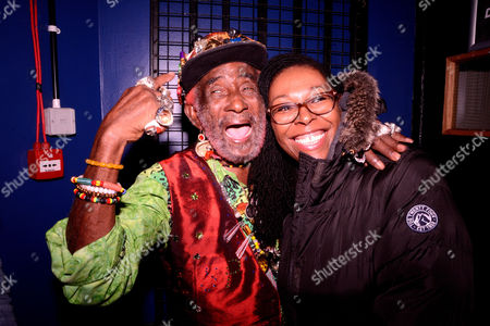 Lee Scratch Perry & Carroll Thompson - 80th Birthday Celebration - Live At The Electric