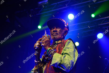 Lee Scratch Perry - 80th Birthday Celebration - Live At The Electric