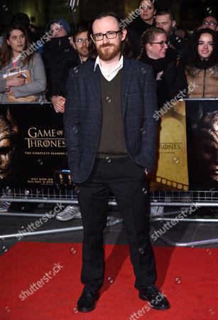 Stock Photo of Ben Crompton