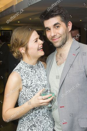 Lucy May Barker and Simon Lipkin (Lou Lubowitz)