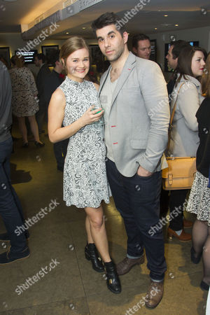 Stock Picture of Lucy May Barker and Simon Lipkin (Lou Lubowitz)