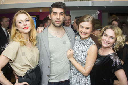 Kelly Price, Simon Lipkin (Lou Lubowitz), Lucy May Barker and Kaisa Hammarlund