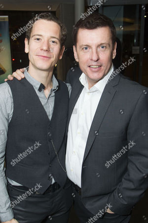 Gabriel Vick (Author) and Bill Deamer (Co-Director/Choreographer)