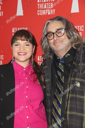Editorial photo of 'Hold On To Me Darling' Off-Broadway musical opening night, New York, America - 14 Mar 2016
