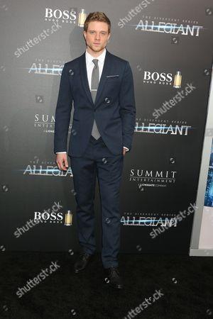 Editorial photo of 'The Divergent Series: Allegiant' film premiere, New York, America - 14 Mar 2016