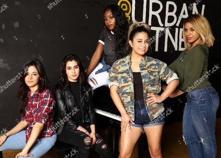 Fifth Harmony, Camila Cabello, Lauren Jauregui, Normani Kordei, Ally Brooke, Dinah Jane Hansen