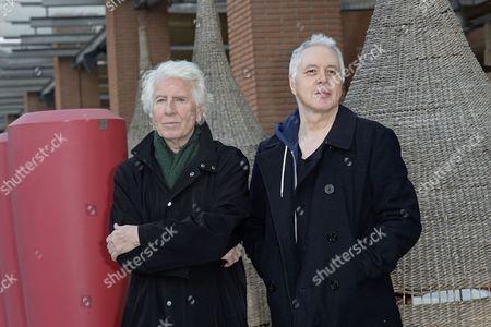 Graham Nash and Shane Fontayne