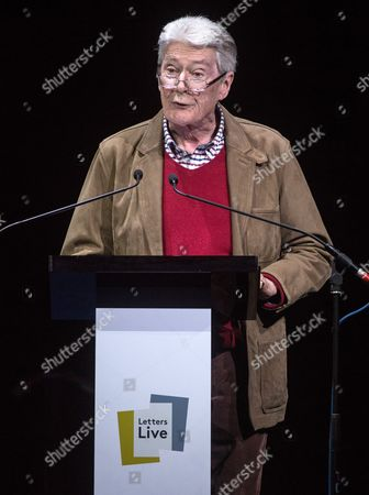 Stock Picture of Timothy Carlton on stage