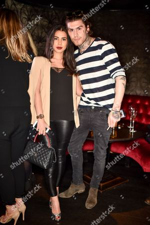 Ghaz Hadian and Marco Pierre White Jr