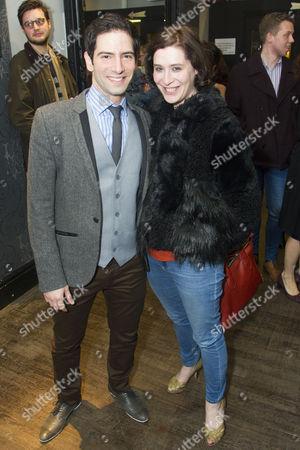 Niv Petel (Rameses) and Charlotte Westenra