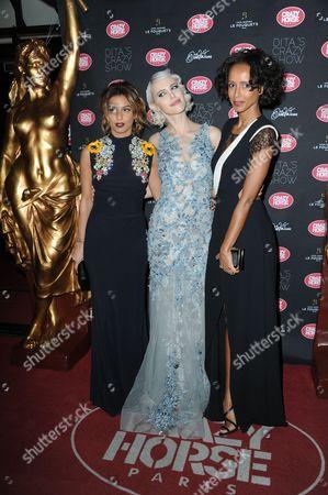 Tal, Aria Crescendo and Sonia Rolland