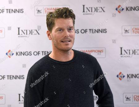 Stock Picture of Thomas Enqvist
