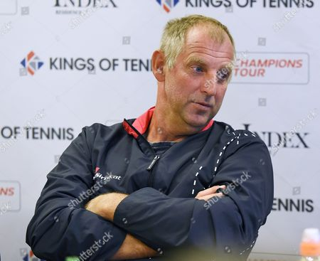 Stock Image of Thomas Muster