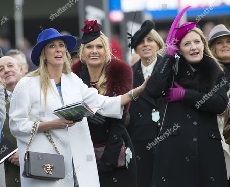 Stock Picture of L to R Chanelle McCoy, Carla Kyle and Gillian Wlash