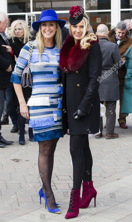 Stock Picture of Carla Kyle and Chanelle McCoy