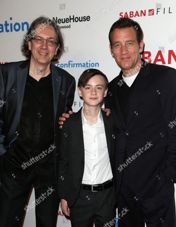 Editorial picture of 'The Confirmation' film premiere, Los Angeles, America - 15 Mar 2016