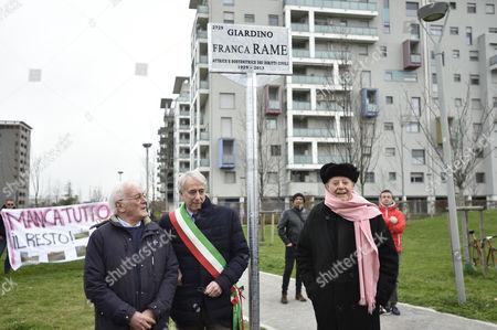 Giuliano Pisapia, Dario Fo