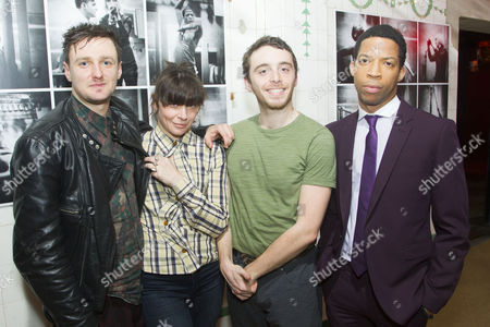 Stock Photo of Conor Doyle (Cast), Lorena Randi (Cast), Daniel Hay-Gordon (Cast) and Michael Walters (Cast)